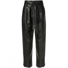 8pm Tapered Trousers 009 NERO Polyester 5% Women's Tapered Trousers 13217689 LRYHTMH