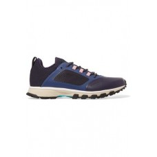 ADIDAS by STELLA McCARTNEY Paneled mesh and rubber sneakers Navy 100% Textile fibers 4772211931531403 SsMeoqvq