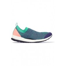 ADIDAS by STELLA McCARTNEY Pure Boost X cutout stretch-knit slip-on sneakers Multicolor 100% Technical fibers 3024088872796041 VJ2gpwHC