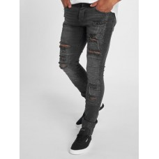 2Y - Men Slim Fit Jeans Critic in black Men's Jeans B3009BLK RZSFIdqV
