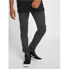 2Y - Men Slim Fit Jeans Norman in grey Men's Jeans B2224GRY IxflNMxH