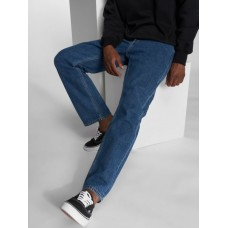 Carhartt WIP - Men Straight Fit Jeans Edgewood Marlow in blue Men's Jeans I0230290138 xwiqA1DR