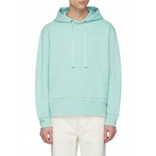 Acne Studios 'Ferris Face' patch hoodie 211104960 - Men Clothing OYUYOHX
