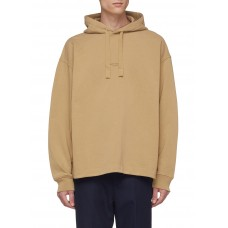 Acne Studios Logo print garment dyed oversized hoodie 211166246 - Men Clothing HVMDEDK
