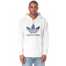 Adidas Skateboarding Tennis 3.0 - Hooded Sweatshirt for Men - Beige 62% Cotton 38% Polyester 51002500 v2GqISz6