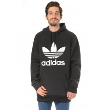 Adidas Snowboarding Team Tech HD - Hooded Sweatshirt for Men - Black 51580900 K9KfbWcn