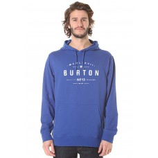 Burton Numeral - Hooded Sweatshirt for Men - Blue 60% Cotton 40% Polyester 42876700 YZxI9Jr6