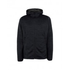 ADIDAS Hooded track jacket 100% Polyester Steel grey Men's Hooded Jackets Product code: 12245017SL FGYRVHX