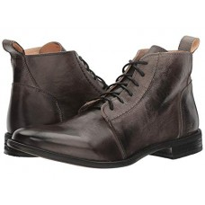 Bed Stu Louis Smoke Grey Rustic Leather Men's Lace Up Boots 8859937 AKPHXNX