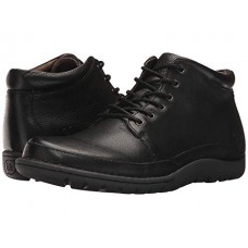 Born Nigel Boot Black Full Grain Men's Lace Up Boots 8914294 YETMFPL