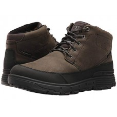 Caterpillar Casual Drover Ice + Waterproof TX Dark Gull Grey Men's Lace Up Boots 8926338 AGLVETK