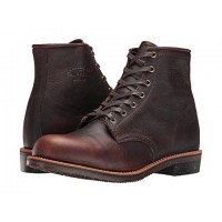 Chippewa Service Boot Briar Pitstop Men's Lace Up Boots 8191086 QPASJQX