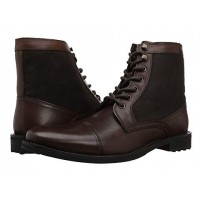 Kenneth Cole Reaction Masyn Boot Brown Men's Lace Up Boots 9100131 PKWEHHK