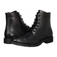 Kenneth Cole Unlisted Blind-Sided Black 1 Men's Lace Up Boots 8772102 XSCCGBS
