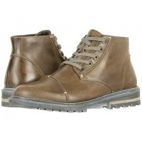 Naot Mikumi Vintage Fog Leather/Mulberry Suede Men's Lace Up Boots 8867932 GGQHCUX