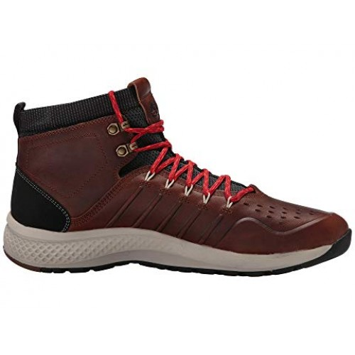 Timberland FlyRoam Trail Mid Leather Forty Wheat Men's Lace Up Boots 8980478 EXLQJLB