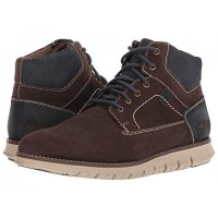 UNIONBAY Wright Coffee Bean Men's Lace Up Boots 8978785 APIHTYD