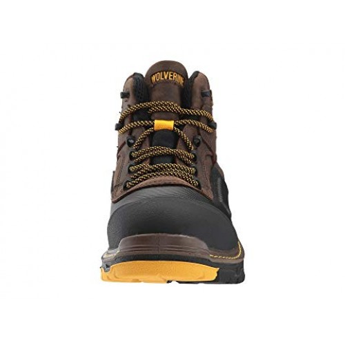 Wolverine Overpass Mid Insulated Choose Men's Size Men's Lace Up Boots 8897677 NMLMYKZ